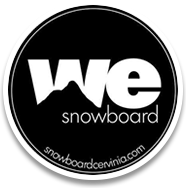We Snowboard Cervinia